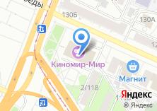 Компания «Чаплин Клаб» на карте