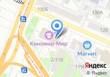 Компания «Бочкари» на карте