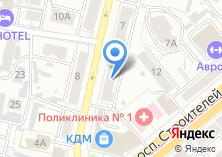 Компания «Территориальное общественное самоуправление Привокзального микрорайона» на карте