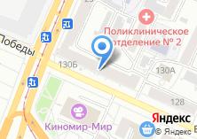 Компания «Иkrа» на карте