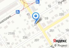 Компания «ЭЛЕКТРИК.РУ Г.БАРНАУЛ» на карте