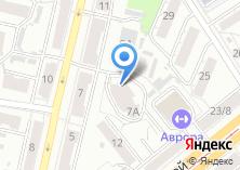 Компания «РАНТЬЕ» на карте