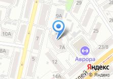 Компания «Строящийся жилой дом по ул. Профинтерна» на карте