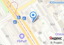 Компания «ФотоПринт» на карте