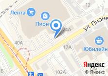 Компания «Наташенька» на карте