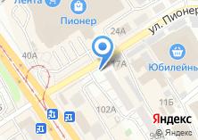 Компания «Киоск по ремонту одежды» на карте