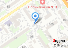 Компания «Гаражно-строительный кооператив №20» на карте