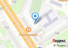 Компания «АКВИЛ» на карте