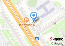Компания «Алтайский экономико-юридический институт» на карте