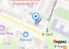 Компания «Семь соток» на карте