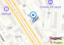 Компания «Салон Новобрачных» на карте