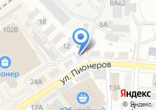 Компания «Авва» на карте