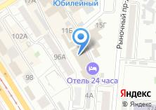 Компания «ЖИВЧИК» на карте