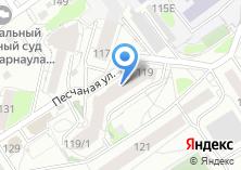 Компания «Коммунистическая партия Российской Федерации» на карте