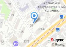 Компания «Полония» на карте