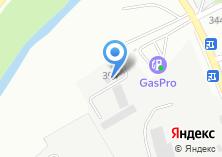 Компания «Вольво-Сервис» на карте