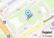 Компания «Дневник мамочки» на карте