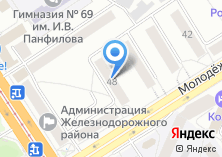 Компания «СибЦветТорг» на карте