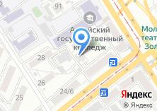 Компания «Тучков-Петраков» на карте