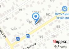 Компания «Столярка 22» на карте