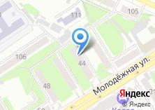 Компания «Сибирь-Мобайл» на карте