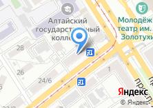Компания «Бюрократ» на карте