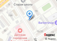 Компания «Мастерская Золотова» на карте