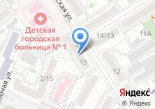 Компания «Алтайский трест инженерно-строительных изысканий» на карте