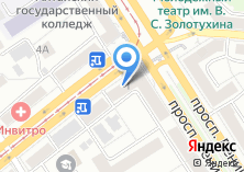 Компания «Нотариус Смагина Т.А» на карте