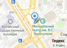 Компания «КМЗ» на карте