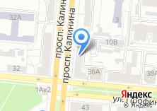 Компания «МОТОР ойл» на карте
