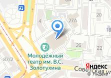 Компания «Алтайский государственный театр для детей и молодежи» на карте