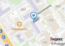 Компания «Алтайский государственный университет» на карте