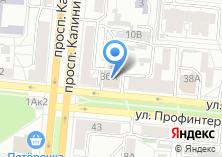 Компания «ЛОМБАРД СИТИ» на карте