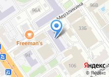 Компания «Инфотехсервис» на карте