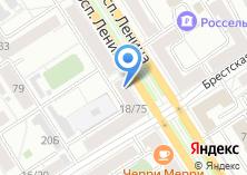 Компания «Drink King» на карте