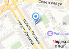 Компания «Velvet» на карте