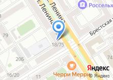 Компания «Адвокатский кабинет Горловой Л.В» на карте