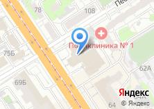 Компания «Vizavi» на карте