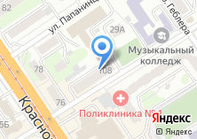Компания «АА-ПЕРВАЯ КЛИНИНГОВАЯ КОМПАНИЯ» на карте