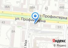 Компания «Инвестпроект» на карте