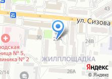 Компания «АИТиП Алтайский институт труда и права» на карте