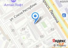 Компания «Унита» на карте