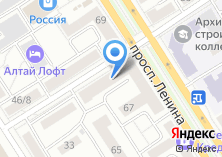 Компания «Студия Людмилы Тарасовой» на карте
