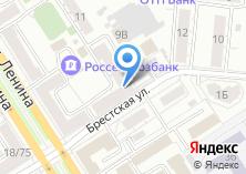 Компания «Абсент» на карте