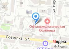 Компания «Нотариус Наземцева Н.З» на карте
