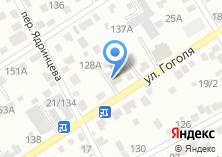 Компания «Дверь-Сервис сеть магазинов» на карте