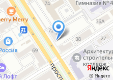 Компания «Доктор Сотникова» на карте