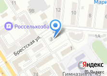 Компания «Серебряный Щит сеть магазинов» на карте