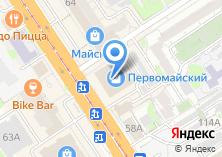 Компания «Суши-Маке» на карте